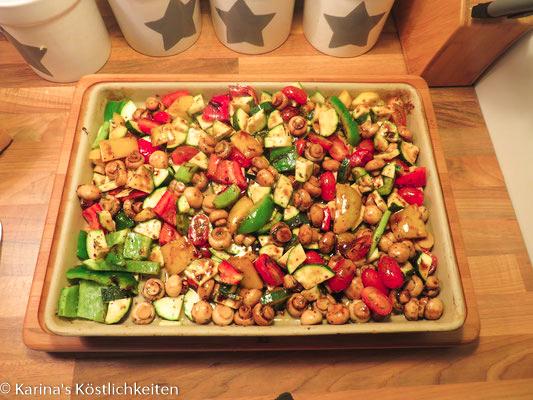 Italienisches Gemüse vom Ofenzauberer Pampered Chef®
