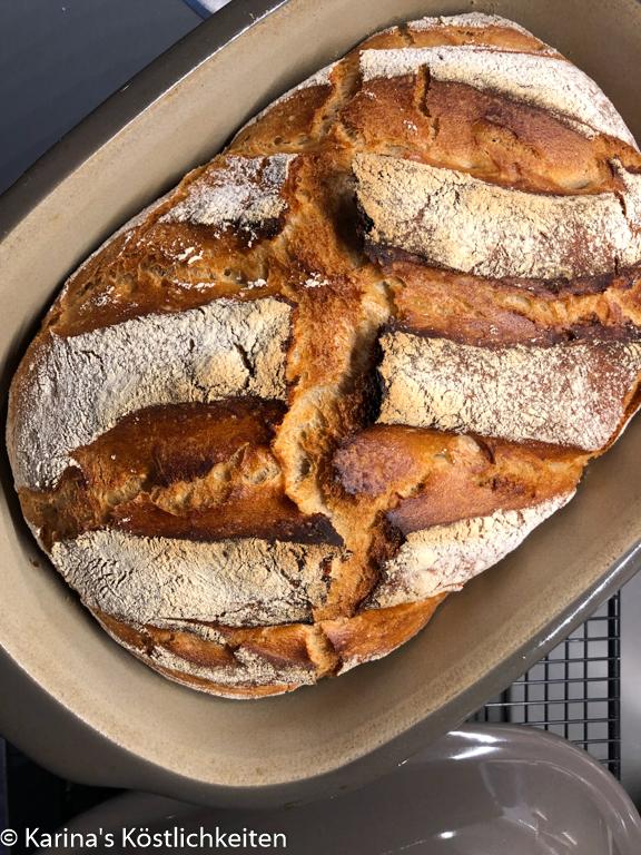 Rezept für Friss Dich Dumm Brot im Pampered Chef® Ofenmeister