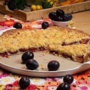 Rezept für Petras Zwetschgenkuchen mit Streuseln Pampered Chef