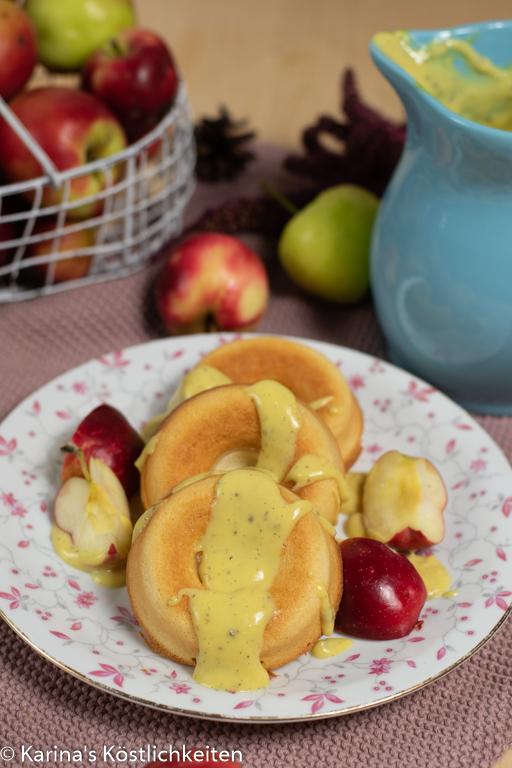 Rezept Brigittes Apfelküchle aus dem Backofen