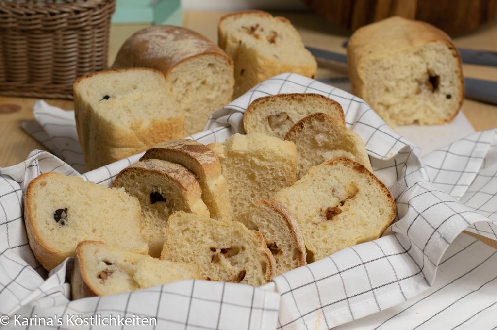 Rezept Mini Ciabatta Brot