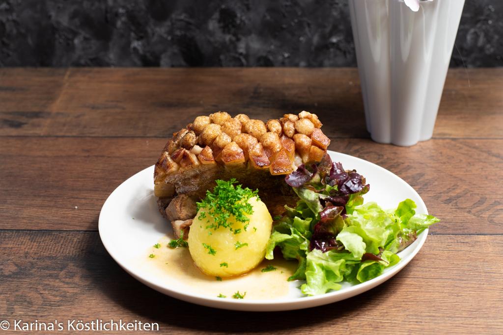 Rezept Fränkisches Schäufele aus der Ofenhexe von Pampered Chef