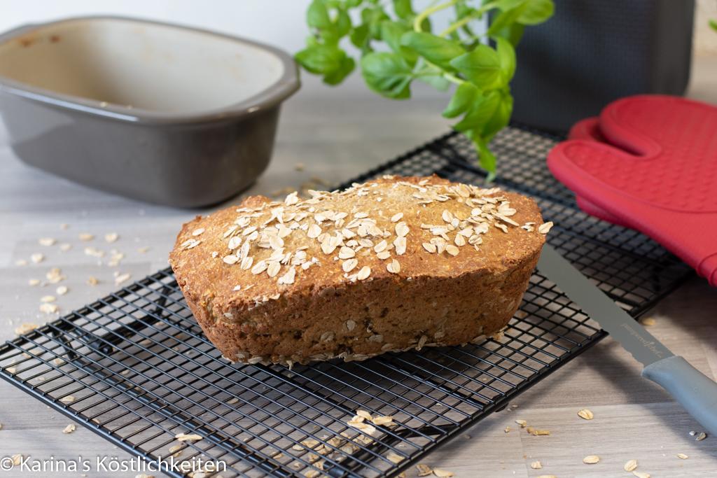 Rezept Brot ohne Hefe Pampered Chef®