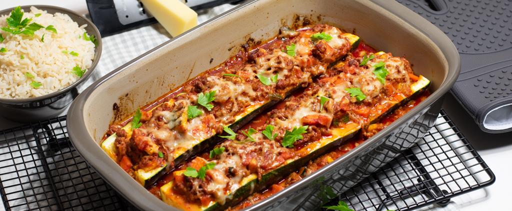 Rezept Zucchini Ofenhexe Pampered Chef®