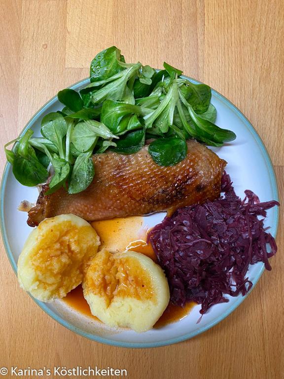 Rezept Gänsebrust Pampered Chef®