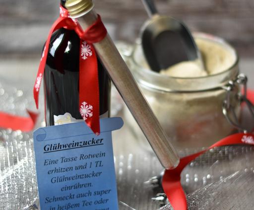 Rezept Glühweinzucker Deluxe Blender Pampered Chef