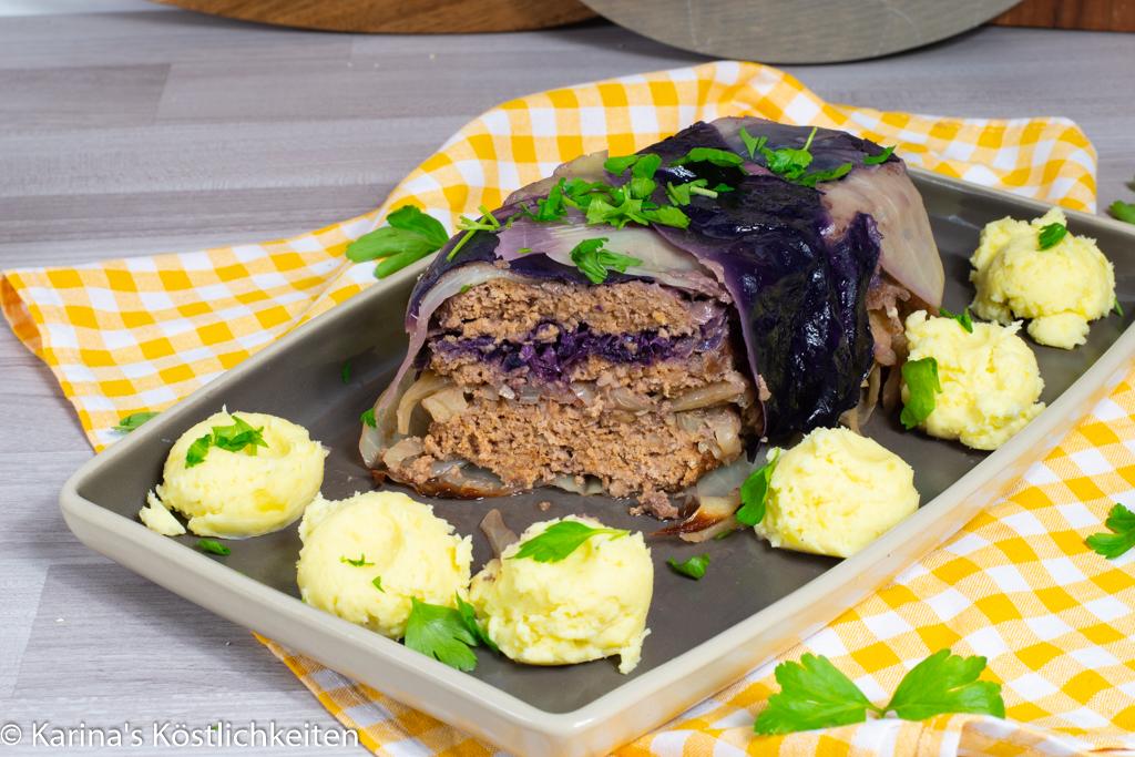 Rezept Schichtkohl Pampered Chef