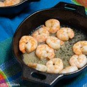 Rezept Sherry-Garnelen Pampered Chef