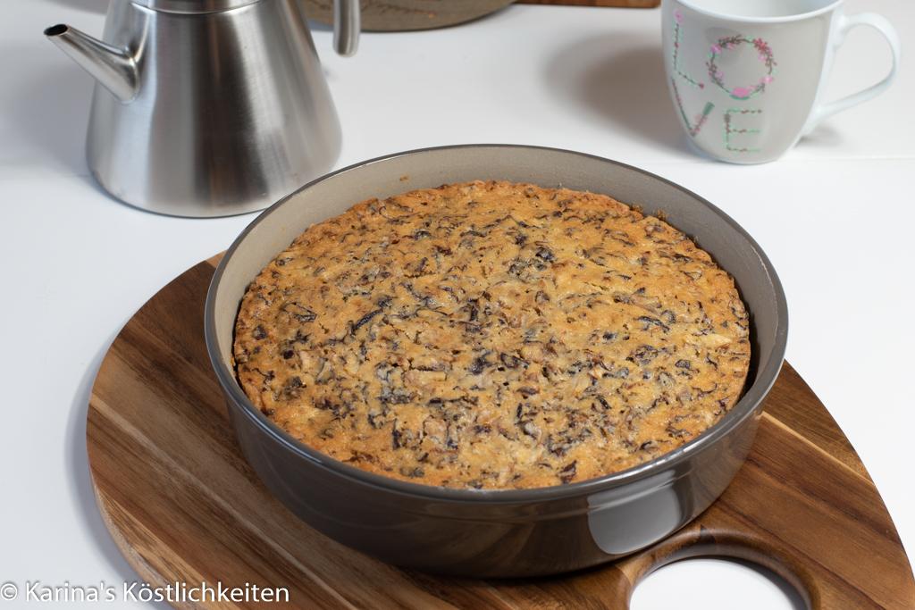 Torta Radicchio - Radicchio Kuchen Rezept