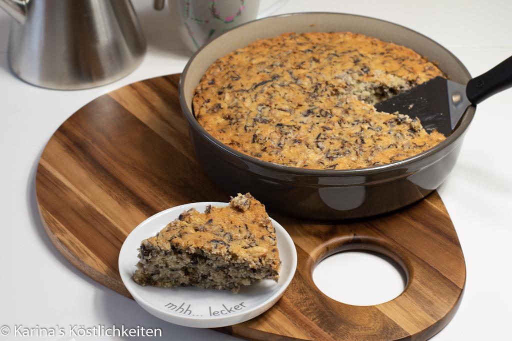 Torta Radicchio - Radicchio Kuchen Rezept Pampered Chef
