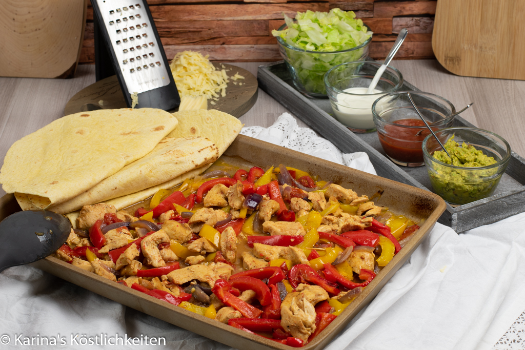 Rezept Fajitas Ofenzauberer Pampered Chef