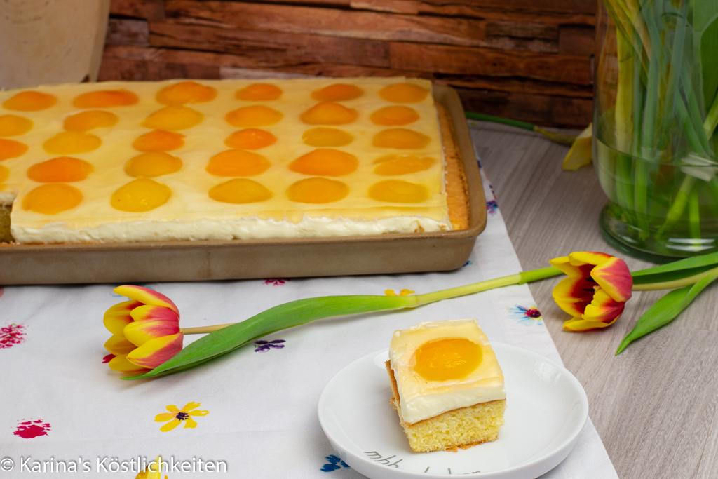 Rezept Spiegeleier-Kuchen Pampered Chef