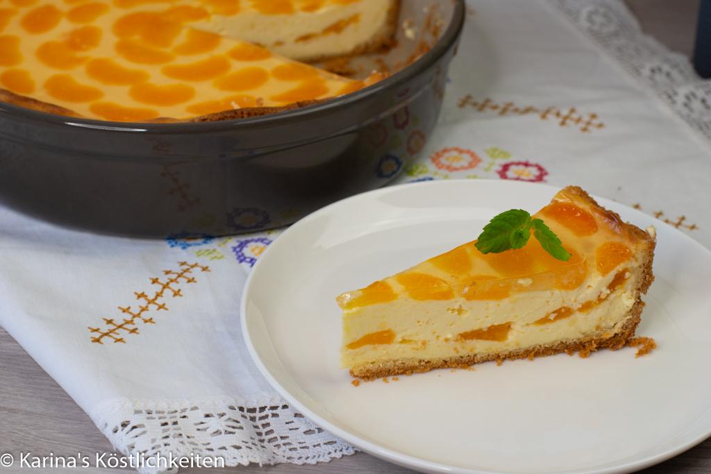 Mandarinen-Schmand-Kuchen Pampered Chef® Rezept