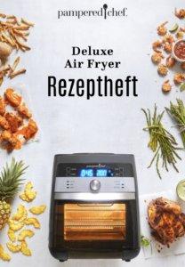 Air Fryer Rezept Heft