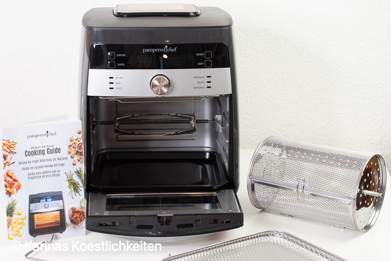 Deluxe Air Fryer Pampered Chef