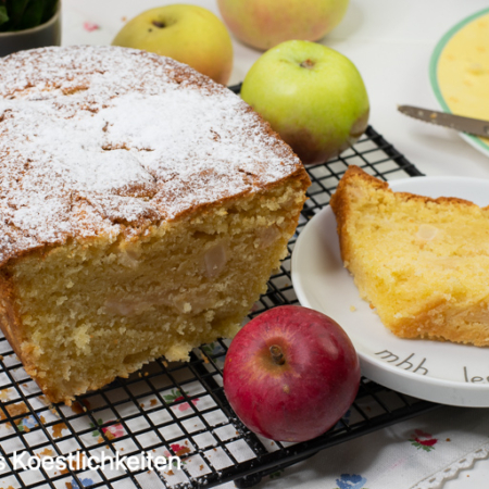 Rezept Apfel-Schmand-Kuchen