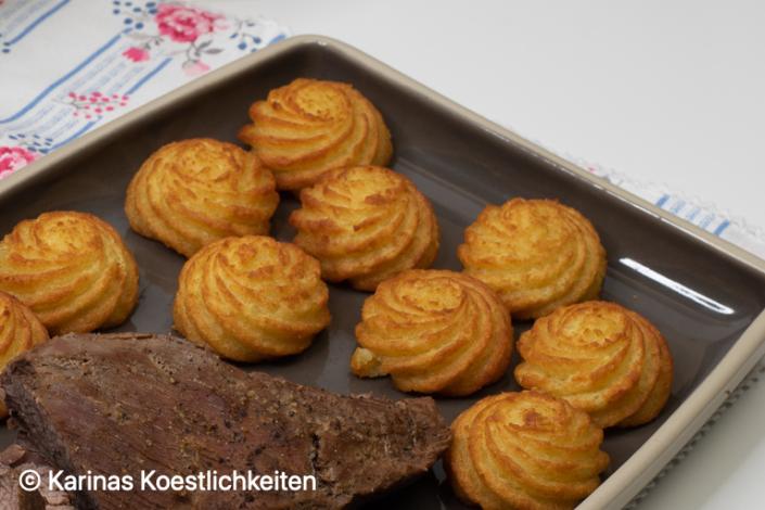 Kroketten aus dem Deluxe Air Fryer Pampered Chef®