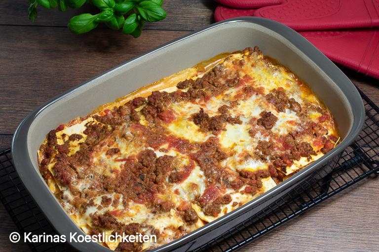 Lasagne Rezept Ofenhexe Pampered Chef®