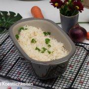 Rezept für Reis im Ofen im kleinen Zaubermeister/Lily von Pampere Chef®