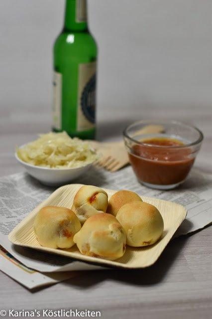 Currywurst Balls