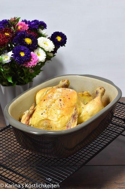 Rezept für Hähnchen aus dem Ofenmeister
