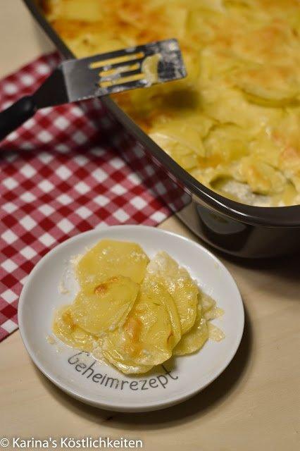 Rezept für ein Kartoffelgratin das immer gelingt mit Pampered Chef