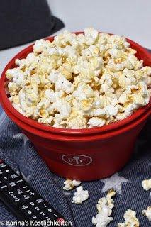 Popcorn mit dem Popcorn Maker Pampered Chef