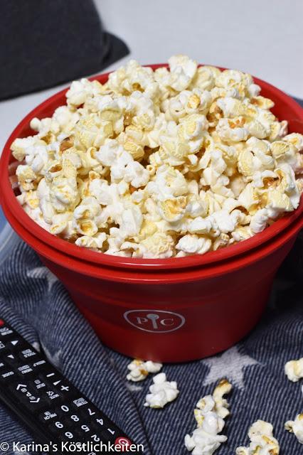 Popcorn aus dem Pampered Chef Popcorn-Maker