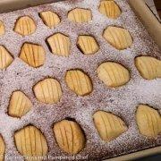 Rezept für Apfel-Schoko-Kuchen vom Pampered Chef Ofenzauberer